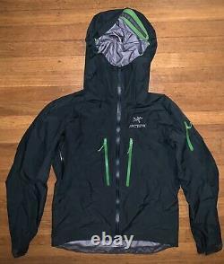 Arcteryx Alpha SV Jacket Mens Medium Odysseus Gore-Tex Pro Shell Brand New