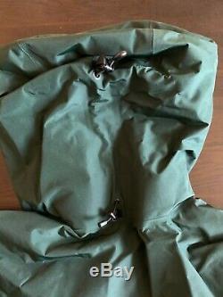 Arcteryx Alpha SV Jacket Mens Size Medium M Color Zevan MSRP $785.00