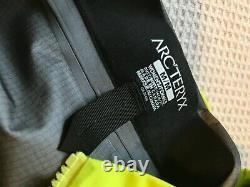 Arcteryx Alpha SV Jacket Womens Size M Color Titanite