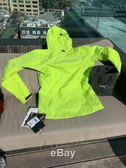 Arcteryx Alpha SV Jacket Womens Size M Color Titanite $750.00 CDN