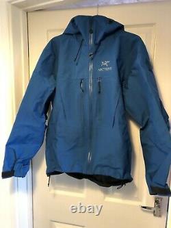 Arcteryx Alpha SV Waterproof Jacket Medium