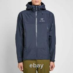Arcteryx Beta SL Goretex Jacket Mens Size Medium waterproof rain AR alpha lt Sv