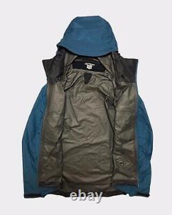 Arcteryx Beta SL Rare Gore-Tex Jacket Size M Blue/Yellow Beams Alpha Theta SV AR