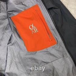 Arcteryx GoreTex Alpha AR Jacket CA34438 Mens M