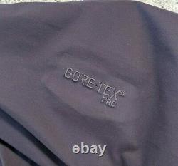Arcteryx Gore-Tex Pro Alpha AR hard shell Jacket Womens Medium Violet Wine EUC