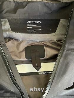 Arcteryx LEAF Alpha Jacket Gen 2 Medium Black New Without Tags