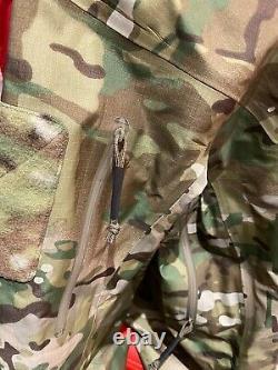 Arcteryx LEAF Alpha Jacket gen 2 Multicam Mens Medium