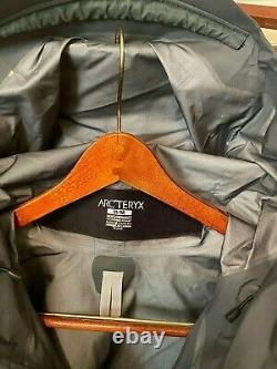 Arcteryx LEAF Alpha LT Gore-tex Jacket (GEN-1) Wolf-Gray Med (Unused)