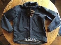 Arcteryx Leaf Alpha Jacket-(Black)-M (Canada-Old Gen-CAG-DEVGRU-SOF)