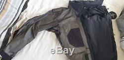 Arcteryx Leaf Alpha Jacket Black Medium Uksf
