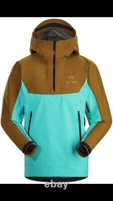 Arcteryx Mens jacket Limited Edition Alpha Pullover Brand New Made In Canada