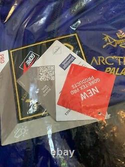 Arcteryx Palace Alpha SV Jacket Blue BRAND NEW SHIPS TODAY