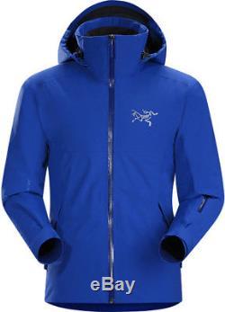 Arcteryx Shucksan Men Medium Hoody Snowboard Ski Jacket Recco Gore-Tex Alpha