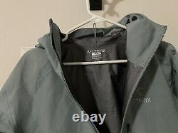 Arcteryx alpha fl jacket