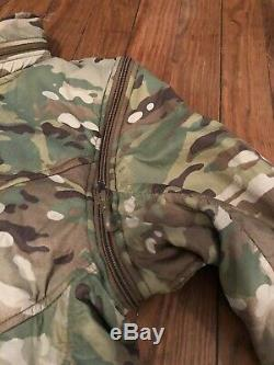 BEYOND CLOTHING MULTICAM A3 ALPHA JACKET ALT2 TCS Medium