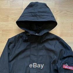 BNWT Alpha Industries Fishtail Parka MSRP $180 RN35569 Full Length Zipper Sz M