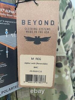 Beyond Alpha Lochi Reversible Jacket (Multicam & Black)