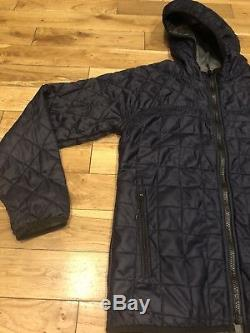 Beyond Clothing A3 ALPHA LOCHI JACKET NAVY/GREY MEDIUM