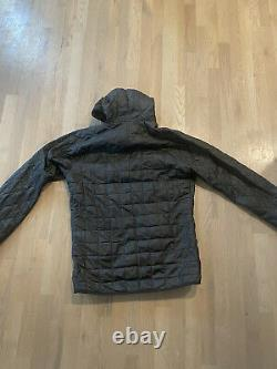 Beyond Clothing A3 Alpha Lochi Jacket (Reversible) Mens Medium Long