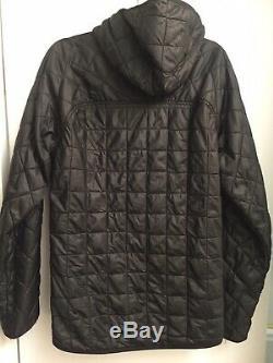 Beyond Clothing A3 Alpha Lochi Reversible Jacket Black/Multicam Medium/Long