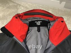 Brand New Arcteryx Alpha SV Mens Jacket Medium