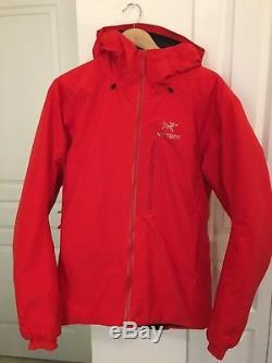 Brand New Magma Arc'teryx Alpha IS Gore-Tex Insulated Jacket Size Medium Coat