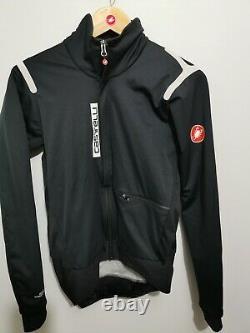 Castelli Alpha ROS Jacket Black Medium