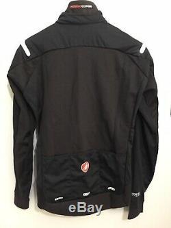 Castelli Alpha ROS Light Jacket Black Medium