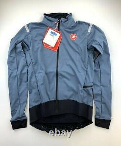 Castelli Alpha ROS Light Jacket Size Men's Medium Wind Stopper New