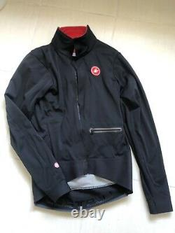 Castelli Alpha Rosso Corsa Medium Cycling Jacket