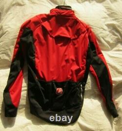 Castelli Alpha Winter Jacket Medium Excellent