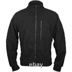 Dragonwear Alpha SF Jacket Black Medium