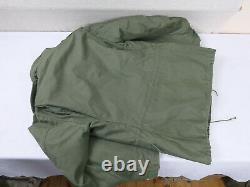 #G4 US M1965 Feldjacke ALPHA IND. Coat Cold Weather Man's Field Jacket M65 Gr. M