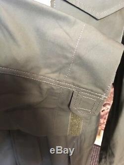 Genuine Alpha Industries Olive Green M-65 Cold Weather Field Jacket Size Medium