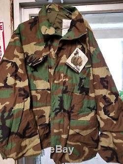 Gov't Issued and Alpha Men's M65 Field Jackets Made in the U. S. A