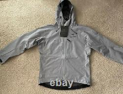 Grey Men's Arc'teryx Alpha SL Hoodie Size M Brand New with Tags
