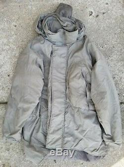 Halys SEKRI PCU Level 7 Jacket Cold Weather Medium Alpha Green Navy SEAL