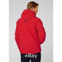 Helly Hansen Alpha 3.0 Jacket Men's Medium, Alert Red
