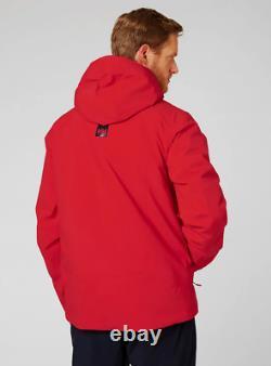 Helly Hansen Alpha 3.0 Men's Insulated Ski Jacket 65551/222 Alert Red NEW