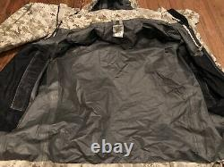 K-L MFG AOR1 Level 6 GoreTex Jacket MEDIUM Alpha DEVGRU Arc'Teryx