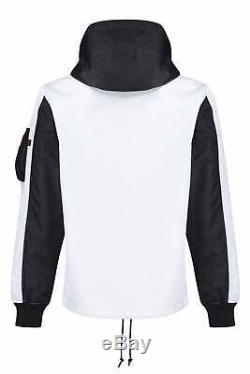 Limited Edition ALPHA INDUSTRIES NASA Scientific Odyssey Jacket Black/White