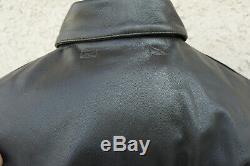 MONSTER TRUCKS Movie Prop Terravax Leather Jacket Rob Lowe Alpha Industries M