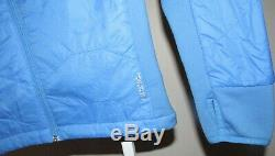 Mammut Eiger Extreme Eigerjoch Light Jacket Pertex Polartec Alpha Cyan $300rp