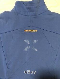 Mammut Eigerjoch Hybrid Polartec Alpha Insulated Jacket Mens Size Medium