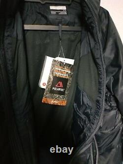 Marmot Gigawatt 800 Fill Power Down & Polartec Alpha Insulation Jacket black M