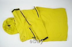 Men's ARCTERYX LEAF ALPHA LT Gore-Tex Pro Shell Hooded Jacket Arc'teryx Size M