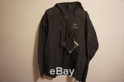 Men's Arcteryx Alpha AR Jacket Pilot Medium Goretex Pro New with tags