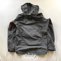 Mens Arcteryx Alpha SL Gore-Tex Pullover/Anorak Jacket Medium Beta SV LT AR Leaf