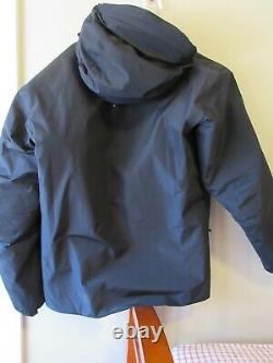 Mens New Arcteryx Alpha IS Jacket Size Medium Color Black