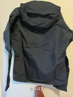 Mens New Arcteryx Alpha SL Jacket Size Medium Color Black